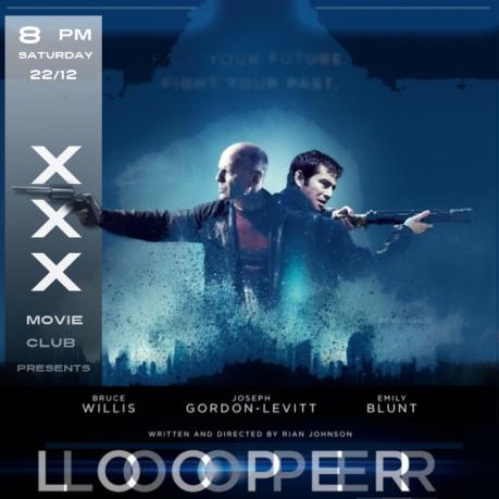 xxx x LOOPER