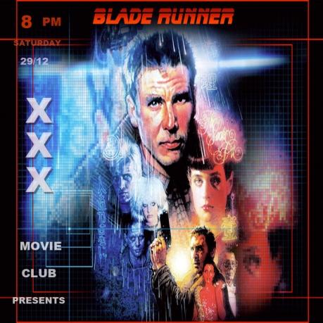 xxx x the Blade Runner