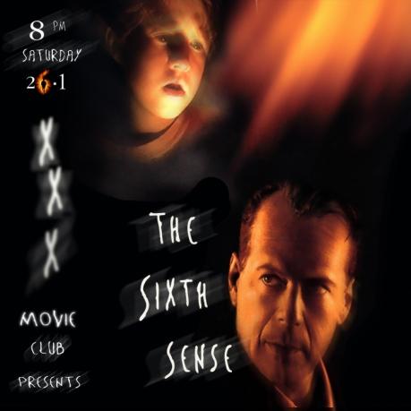 xxx x The Sixth Sense