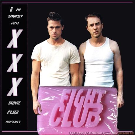 xxx x fight club