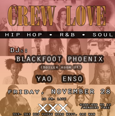 crew love real november 2014 flyer
