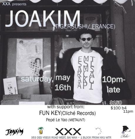 JOAKIM at XXX