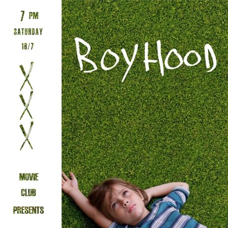 xxx x Boyhood