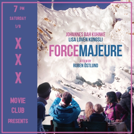 xxx x FORCE MAJEURE