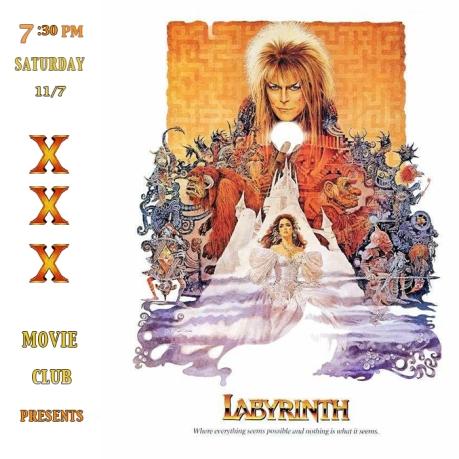 xxx x Labyrinth