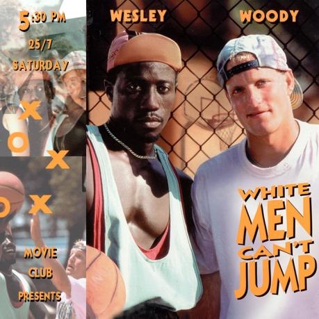 xxx x White Men Cant Jump