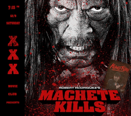 xxx x Machete Kills
