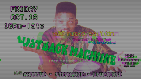 wayback machine oct 2015 final