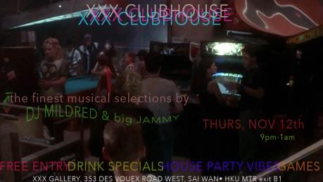 xxx clubhouse nov 12