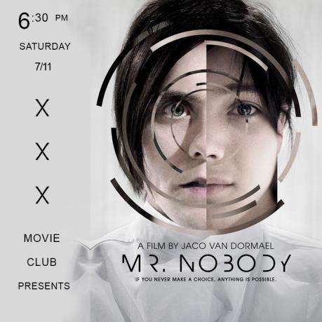 xxx x Mr Nobody