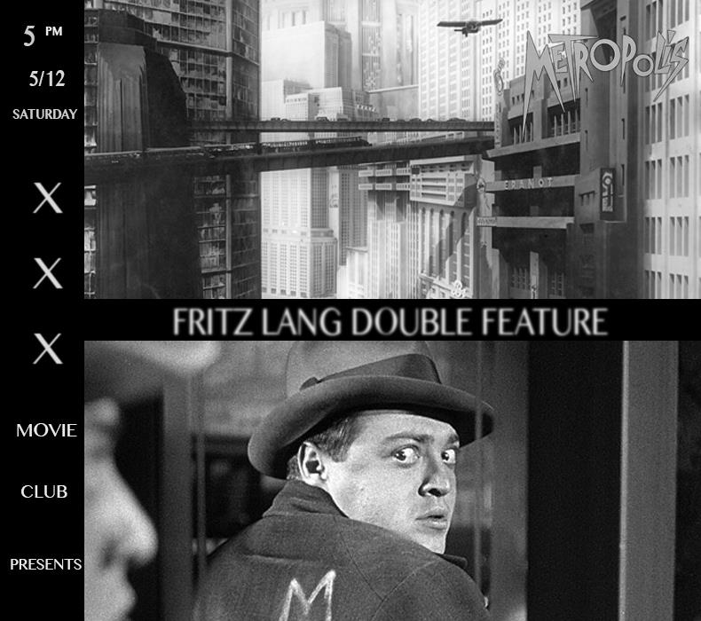 notes on fritz langs m Fritz lang's m is about a child murderer, hans beckert (peter lorre), and by the end of the film he's the least evil part of it instead of a simple suspense thriller, lang gives us a complex critique of society and its reaction to what it doesn't understand.
