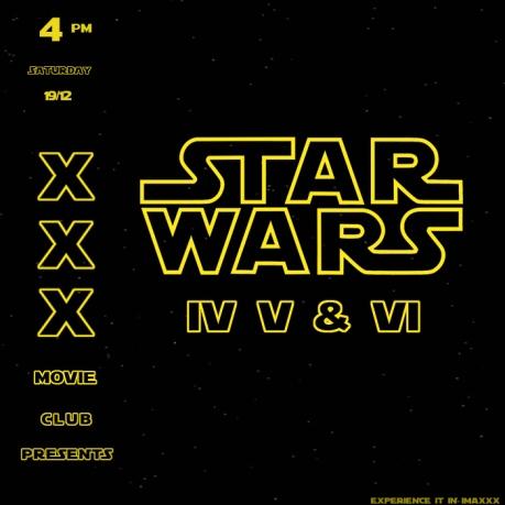 xxx x STAR WARS
