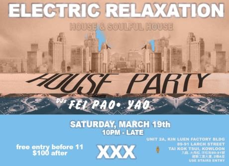 electric relaxation xxx  MAR 2016