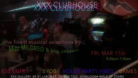 xxx clubhouse mar 11