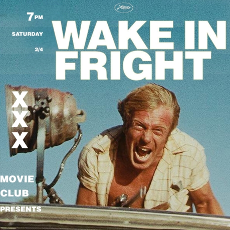 xxx x Wake in Fright