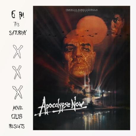 xxx x Apocalypse Now
