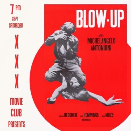 xxx x Blow Up