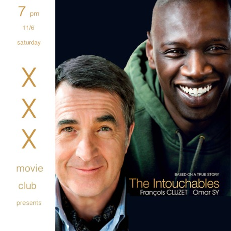 xxx x THE INTOUCHABLES