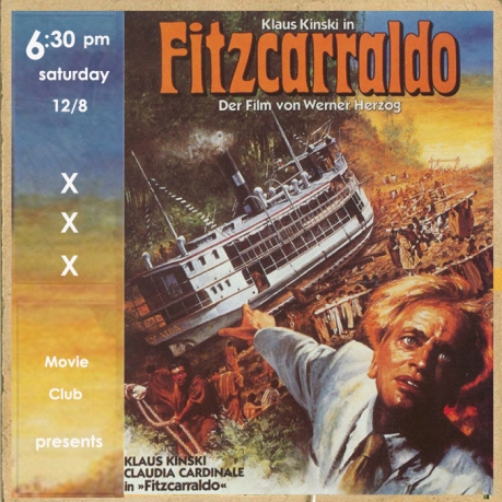 xxx x Fitzcarraldo